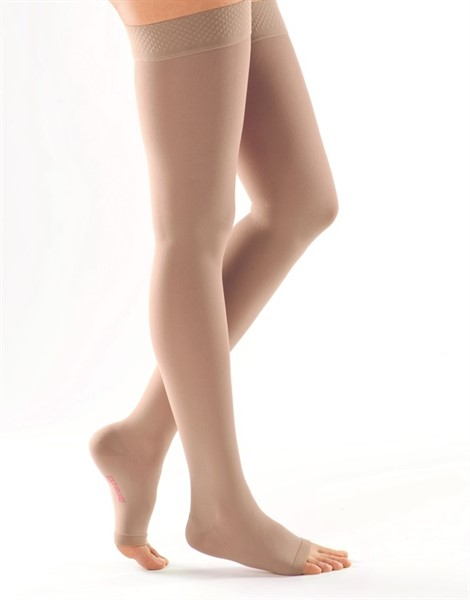 Компрессионные чулки mediven comfort 1 и 2 класс компрессии для женщин и мужчин закрытый и открытый носок