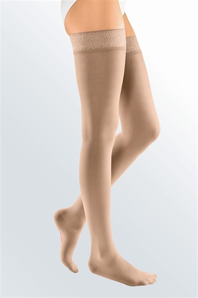 Компрессионные чулки от варикоза medi mediven elegance 1 класс компрессии