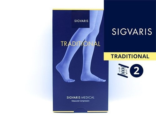 Компрессионные чулки Sigvaris Medical Traditional 2 класс компрессии
