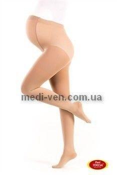 Компрессионные колготы для беременных женщин Pani Teresa PREMIUM 1 класс компрессии