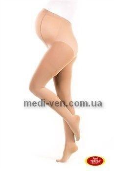 Компрессионные колготы для беременных женщин Pani Teresa PREMIUM 2 класс компрессии