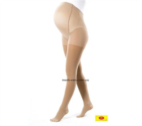 Компрессионные колготы для беременных женщин Pani Teresa 2 класс компрессии