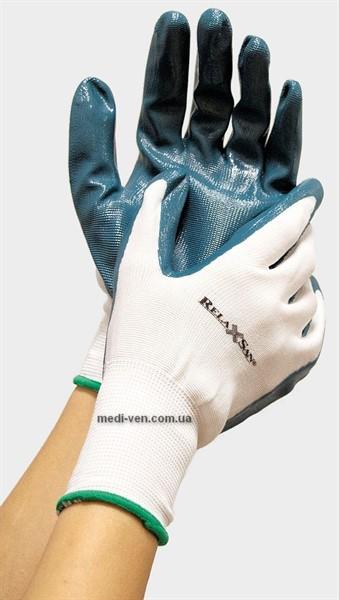 Перчатки Guanti RelaxSan для надевания компресcионного трикотажа