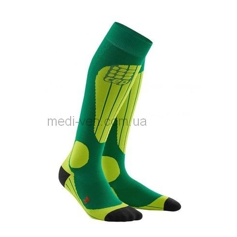 Компрессионные гольфы для горнолыжного спорта (base) medi CEP 1 класс компрессии с закрытым носком ДЛЯ ЖЕНЩИН И МУЖЧИН