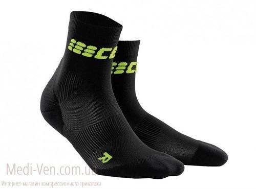 Ультратонкие высокие носки для занятий спортом medi CEP