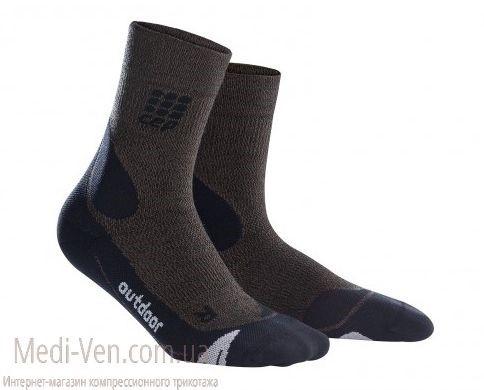 Носки CEP с шерстью мериноса для активного отдыха