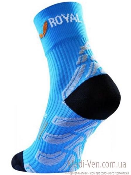 Компрессионныеспортивные носки для женщин и мужчинROYAL BAY Neon