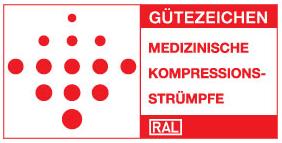 Стандарт RAL, компрессионные чулки Schiebler Venesso Soft 1 и 2 класс компрессии